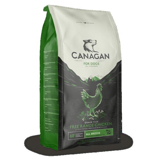 Εικόνα της Canagan Free Range Chicken 12kg