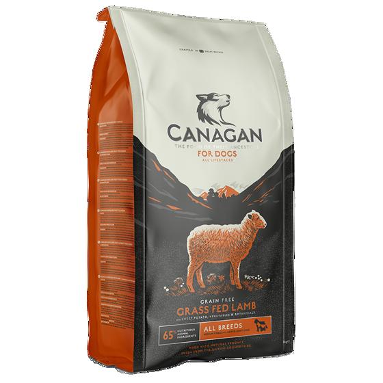 Εικόνα της Canagan Grass Fed Lamb 12kg