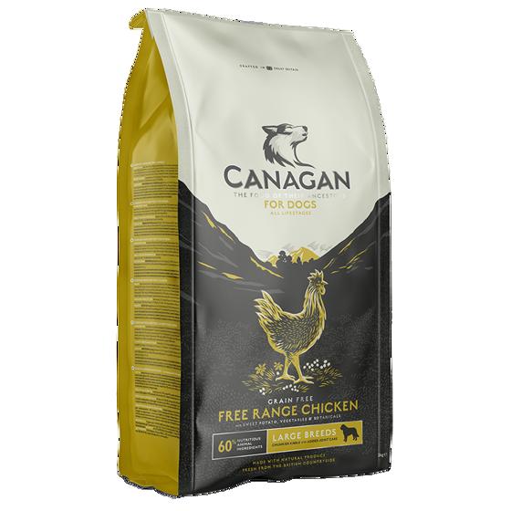Εικόνα της Canagan Large Breed Free - Range Chicken 12kg