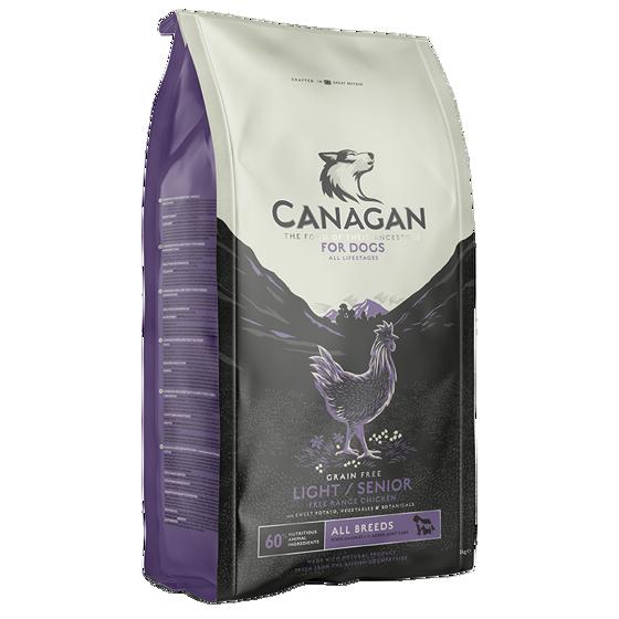 Εικόνα της Canagan Light/Senior Free Range Chicken 12kg