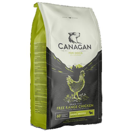 Εικόνα της Canagan Small Breed Free - Range Chicken 2kg