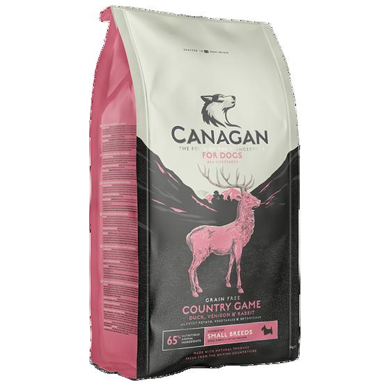 Εικόνα της Canagan Small Breed Country Game 2kg