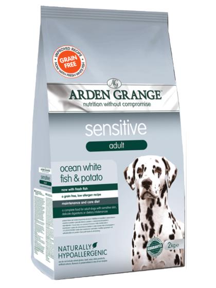 Εικόνα της Arden Grange Adult Sensitive 12kg