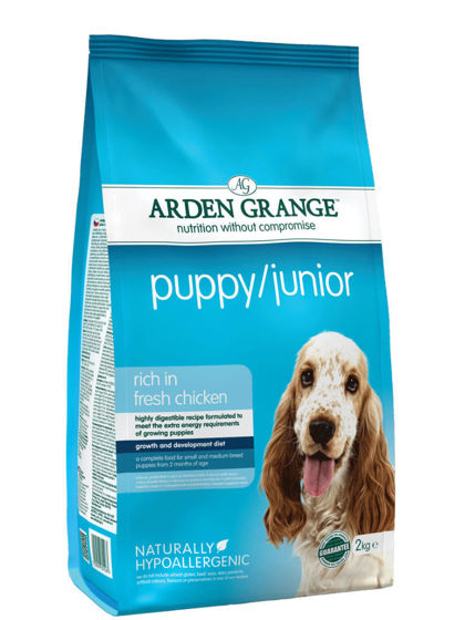 Εικόνα της Arden Grange Puppy/Junior 12kg