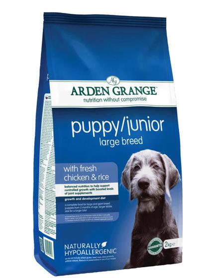 Εικόνα της Arden Grange Puppy/Junior Large Breed 12kg