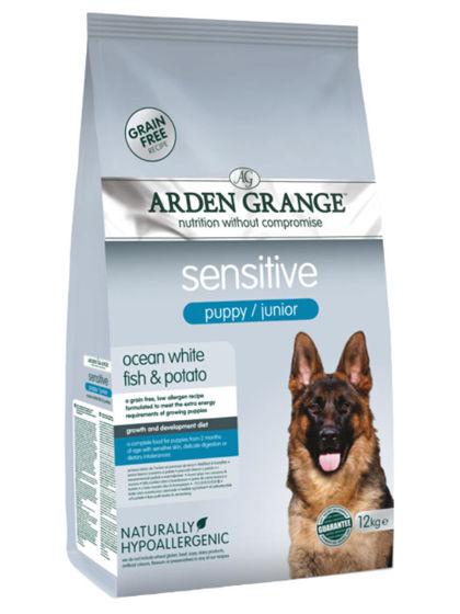 Εικόνα της Arden Grange Sensitive Puppy 12kg