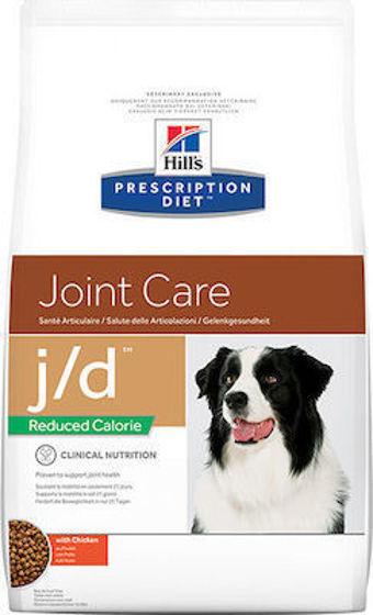 Εικόνα της Hill's Prescription Diet j/d Reduced Calorie Joint Care με Κοτόπουλο 12kg