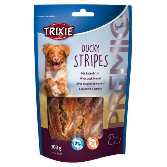 Εικόνα της Trixie Premio Stripes Πάπιας 100gr