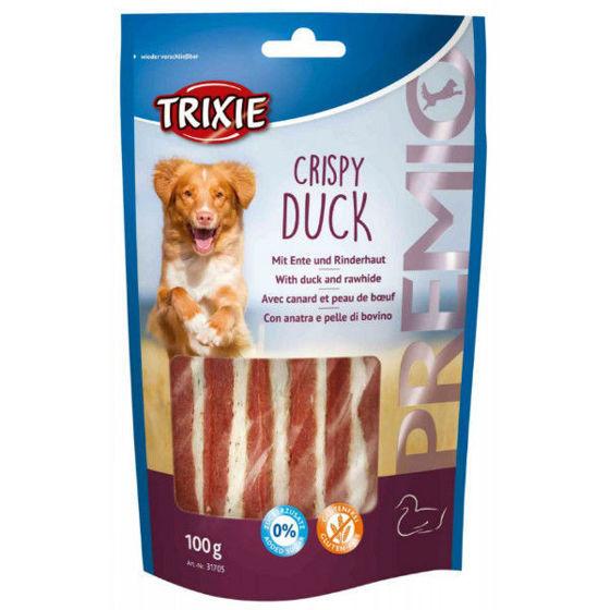 Εικόνα της Trixie Premio Crispy Πάπιας 100gr