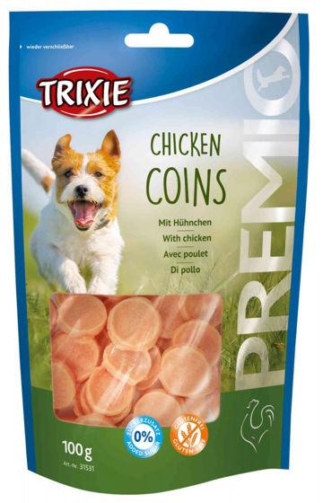 Εικόνα της Trixie Premio Coins Κοτόπουλου 100gr